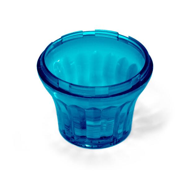 Eco Hals E14 blau