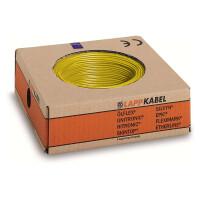 Lappkabel 2,5mm² 100m gelb