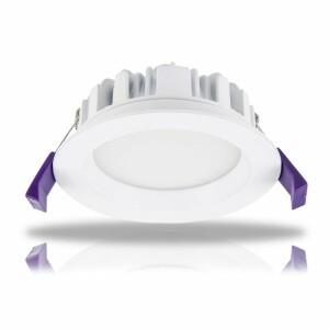 LED Einbauleuchte 13W 230V dimmbar Farbtemperatur...