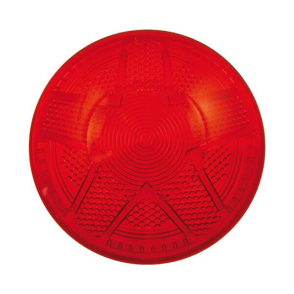 Eco Deckel E14 LED rot
