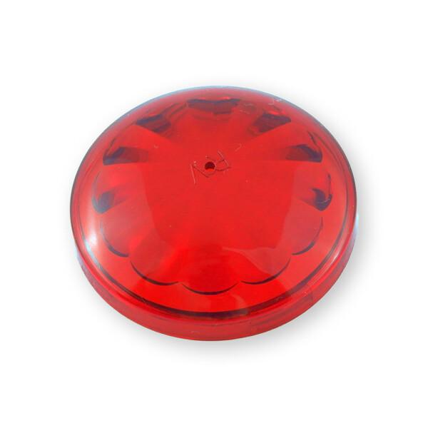 Völz Deckel E10 rot