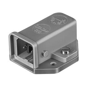 Hirschmann Aufbaustecker 2-polig PE 16 Amp