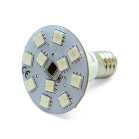 LED E14 RGB SMD 220V Komplette Serie 1-8
