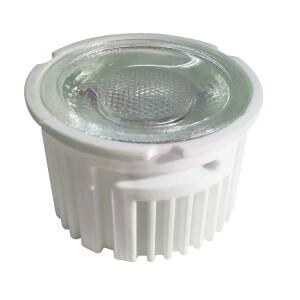 LED Einbau Modul mit Linse 5W 38° 220V 3000K dimmbar