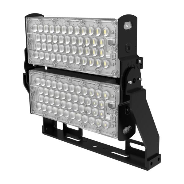 LED Fluter SMD 240W IP66 90° gelb