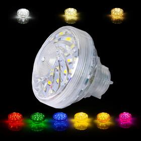 LED 35 SMD (30+5) Einbaucap 2W 220V 60mm IP44