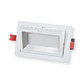 LED Downlight 60W 220V Abstrahlwinkel 100° warmweiß