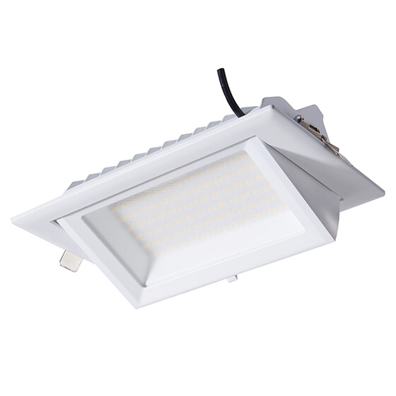LED Downlight 45W / 60W 220V Abstrahlwinkel 100° warmweiß / daylight / kaltweiß