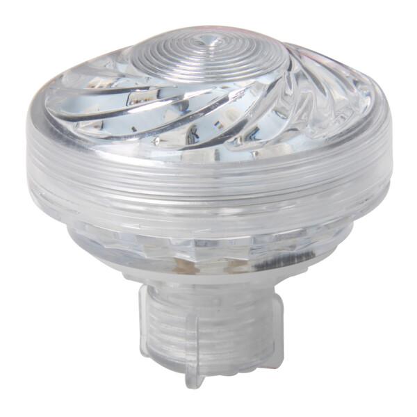 LED 220V 4W 15+6 SMD Einbaucap Blitzer 60mm IP65 kaltweiß (CW)