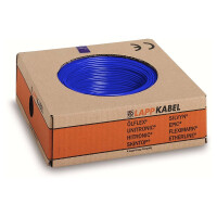 Lappkabel 1,5mm² 100m grün / gelb